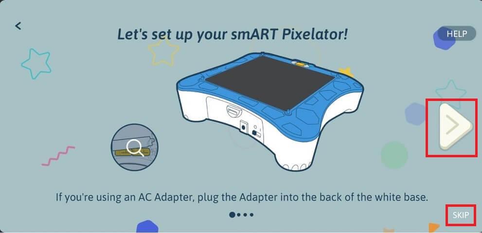 Photo Pixelator App